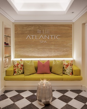 Atlantic Spa Reception