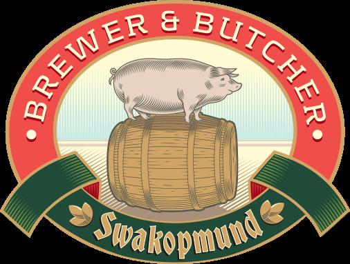 Brewer & Butcher Swakopmund Logo